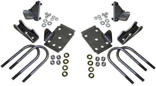 1947-55 Chevy GMC Truck Rear End Conversion Kit with Shock Mounts