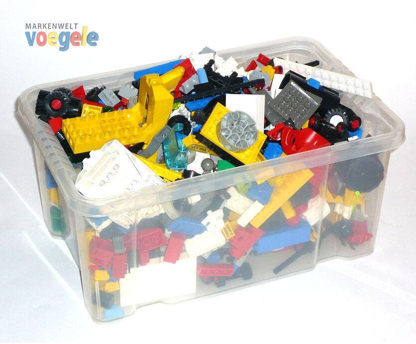1 Kilo Lego Kilo Goods Ca. 700 Stones, City etc. Kg