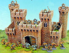 Defenders of Realm set 32 Tehnolog 28mm soldiers Castlecraft 9th Age Warhammer