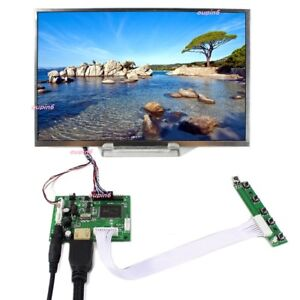 HDMI+DVI+VGA LCD LED Controller Board kit for B141EW05 V4 1280X800 panel MONITOR