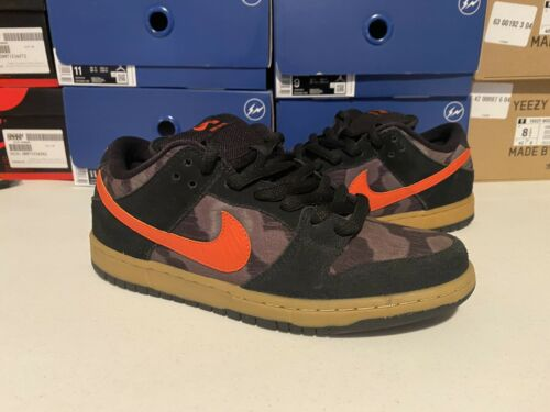 """Nike SB Dunk Low """"Brian Anderson"""" Size 9.5 Used"""