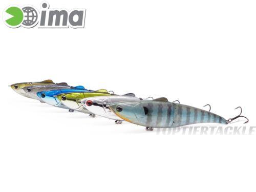 Select Size-Sink Rate//Color Ima Glide Fluke Swimbait-Glide Bait-Jerkbait Lure