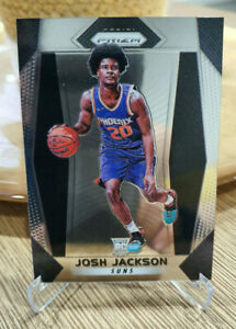 2017-18-Panini-Prizm-Basketball-61-Josh-Jackson-RC-Phoenix-Suns