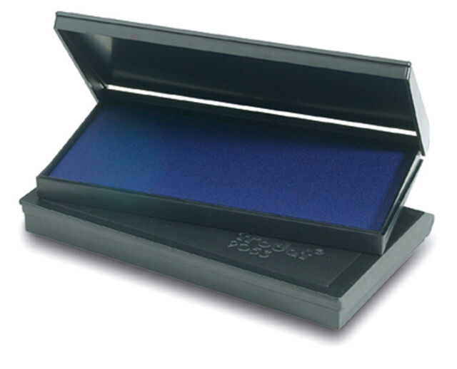 DORMY STAMP PAD FOR RUBBER STAMPS LARGE 5 COLOURS AVAILABLE