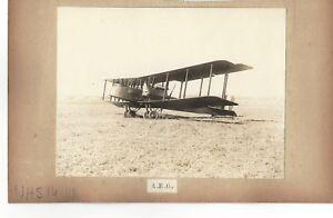 2-PHOTOS-BOMBARDIER-BIPLAN-A-E-G-amp-BOMBARIER-BIPLAN-GOTHA-WWI-1914-1918
