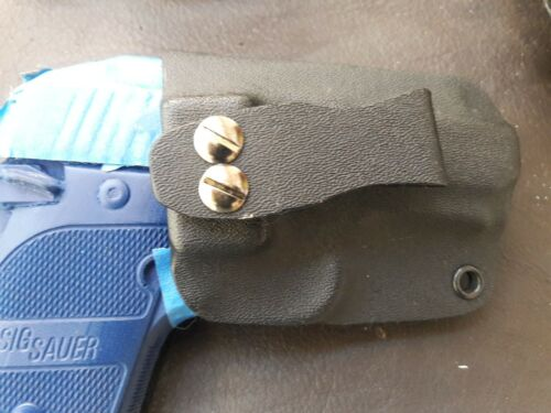 Details about  /Sig Sauer P238 Custom Kydex Holster 12 colors to choose from