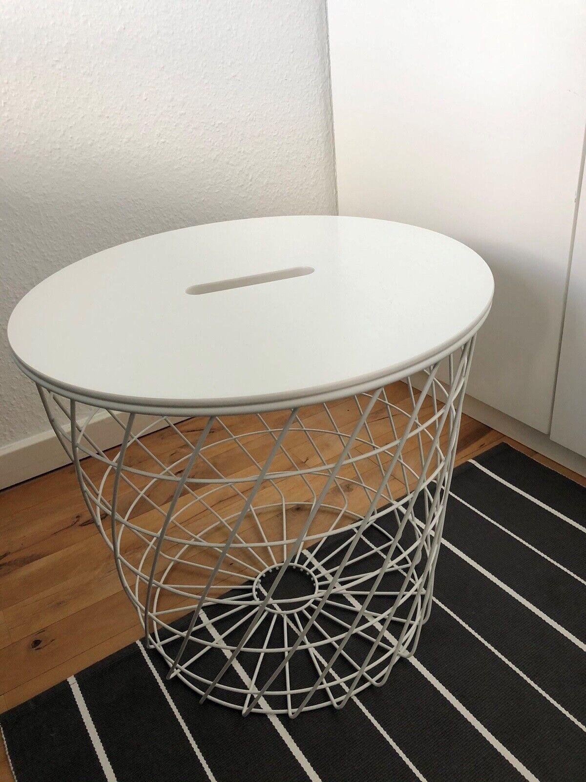 Picture of: Bord Med Opbevaring Ikea Ndash Dba Dk Ndash Kob Og Salg Af Nyt Og Brugt