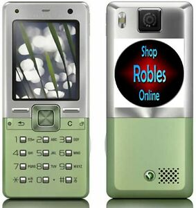 Sony-Ericsson-T650i-Green-Ohne-Simlock-3G-3-2MP-3BAND-Radio-SEHR-GUT-OVP