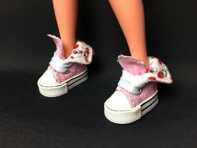 Sindy trainer sneaker sport shoe soft round toe doll SELECTION ShimmyShim