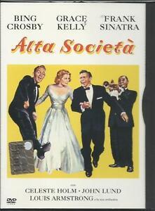 Alta-Societa-Dvd-Usato-Warner-Edizione-Snapper-Come-Nuovo-Perfetto