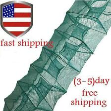 Crayfish Trap Crawdad Crawfish Trap Fishing Net Foldable Crab Minnow