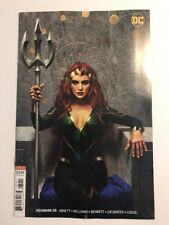 Aquaman #5 Rebirth NM DC Comics 2016 Variant Cover 1st Print 5 Universe