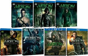 Arrow - Serie Tv - Stagioni 1/7 - Cofanetti Singoli Con 27 Blu Ray - Nuovi