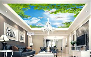 3D Wald Der Himmel Taube 6 Fototapeten Wandbild Fototapete BildTapete Familie DE