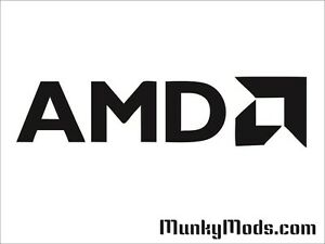 AMD-Logo-with-Text-Computer-PC-Case-Window-Applique-Vinyl-Decal-Color-Choices