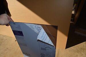 """LEXAN SHEET POLYCARBONATE DARK TINT SMOKE GRAY 3/16"""" x 60"""" x 12"""""""