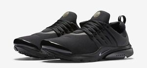 909fceda4089 Nike Air Presto TP QS Fleece Pack Black Anthracite 812307-001