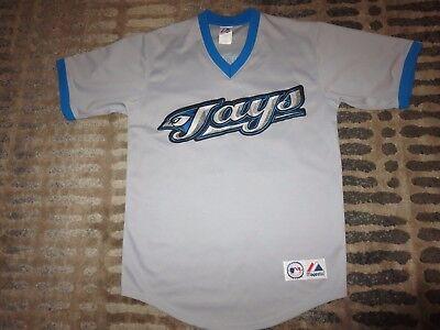 2019 Mode Carlos Delgado #25 Toronto Blau Jays Mlb Majestic Trikot M Medium Rookie Den Speichel Auffrischen Und Bereichern Baseball & Softball Fanartikel