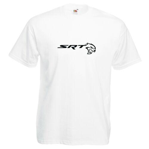 Dodge SRT Hellcat T-Shirt Car Enthusiast Challenger VARIOUS SIZES /& COLOURS