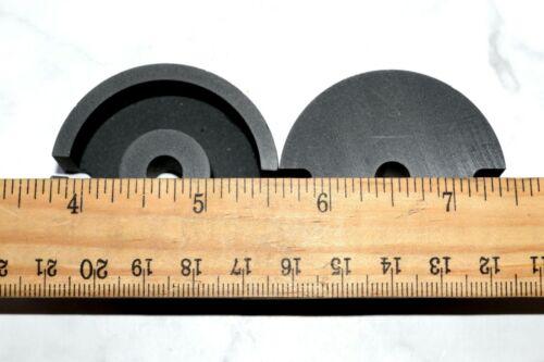 2x Ferrite Pot Core M2000NM1-16 48 x 15.5 mm Russian Soviet USSR NEW