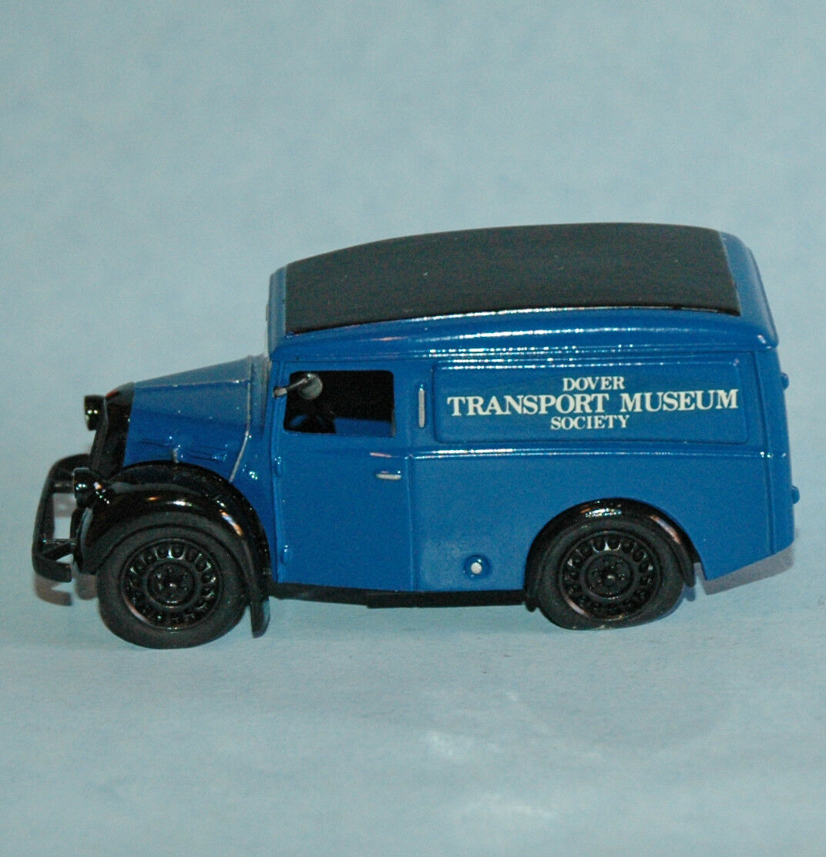 K&r Models UK faite à la main Flannery Dover Transport Museum Society Morris 10 CWT