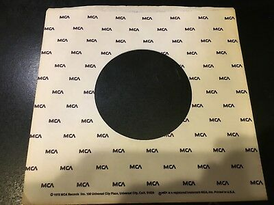 Traveling Mca Records Company Sleeve Vg+ sleeve Only