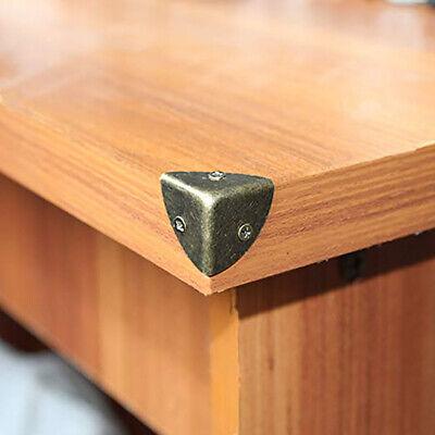 10pcs Metal Box Corner Protector Edge