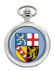 Saarland-Germany-Pocket-Watch
