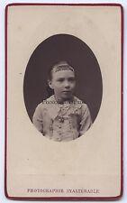 Géruzet Bruxelles Belgique cdv Vintage photoglyptie ca 1885