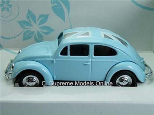 Harrods Volkswagen escarabajo coche Corgi//Lledo Union Jack en techo PKD problema K8967Q ~ # ~