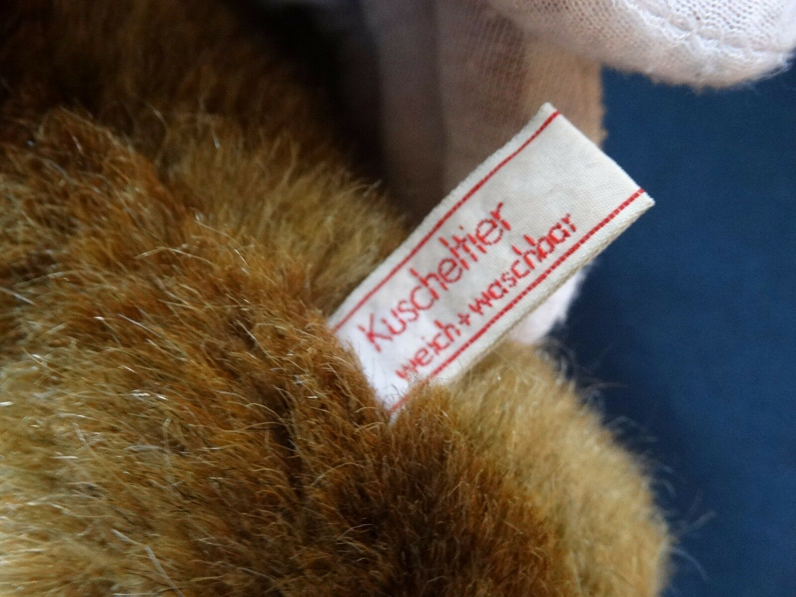 Vintage toy bear Sigikad MADE MADE MADE IN W.GERMANY   VERY RARE TOY fdf974