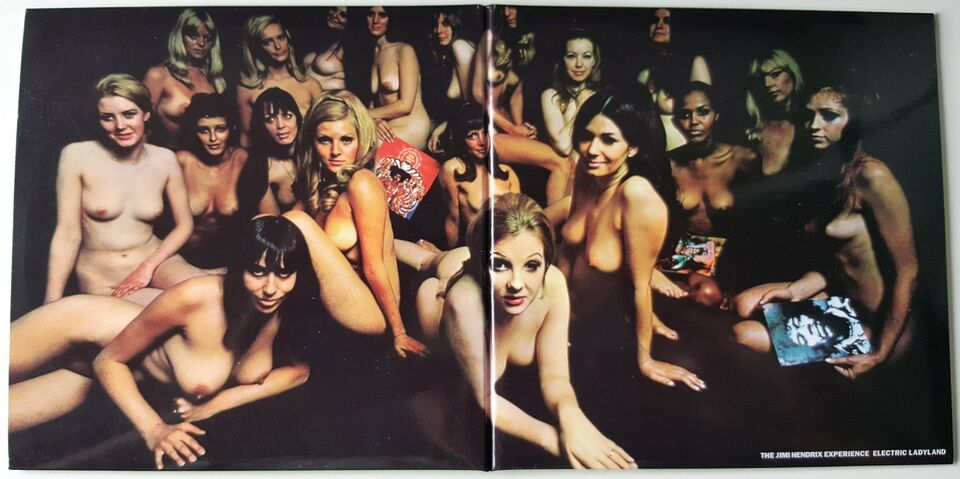 Jimi Hendrix Experience: Electric Ladyland, rock