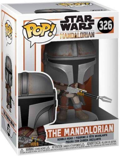Les Mandaloriens-Les Mandaloriens Brand New in Box Funko-Pop Star Wars