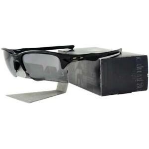 f0d0e2881 Oakley OO 9363-0264 FLAK BETA Polished Black Iridium Mens Sport ...