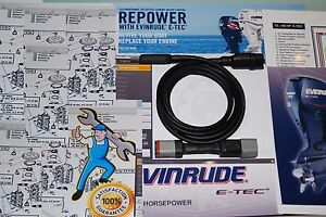Details about Professional Evinrude Diagnostic Kit E-tec/Ficht+ EMM  diagnose,restoring,update