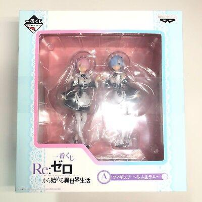 Re Zero Starting Life in Another World Rem Figure Banpresto Ichiban Kuji C Japan
