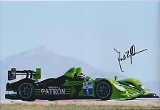 Australian David BRABHAM 12x8 Signed Photo Le Mans Autograph AFTAL COA Formula 1
