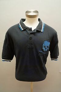 NWT-Men-039-s-Marc-Ecko-Polo-Shirt-Size-XL-XXL-3XL-DkNavy-MEO03295