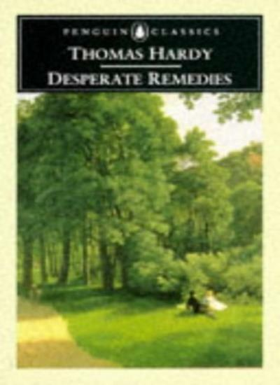 Desperate Remedies (Penguin Classics) By Thomas Hardy