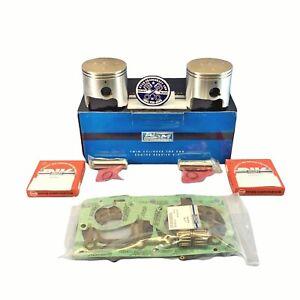 Neuf-WSM-84-00mm-Std-Haut-Fin-Kit-1996-2000-Yamaha-760-Gp-Vague-Lance-Chemin-XL