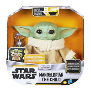 Star Wars Mandalorian The Child Baby Yoda Animatronic Disney Hasbro IN STOCK