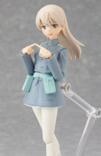NEW figma 149 Strike Witches Eila Ilmatar Juutilainen Figure Max Factory F//S