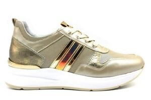 Nero-Giardini-P907721D-Savana-Sneakers-Scarpe-Donna-Calzature-Comode