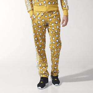 Details about NWT~Adidas JEREMY SCOTT BONES note JS Graphic Track Pant music firebird~Men sz M