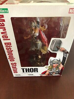 Kotobukiya Marvel Female Thor Bishoujo Statue NEW
