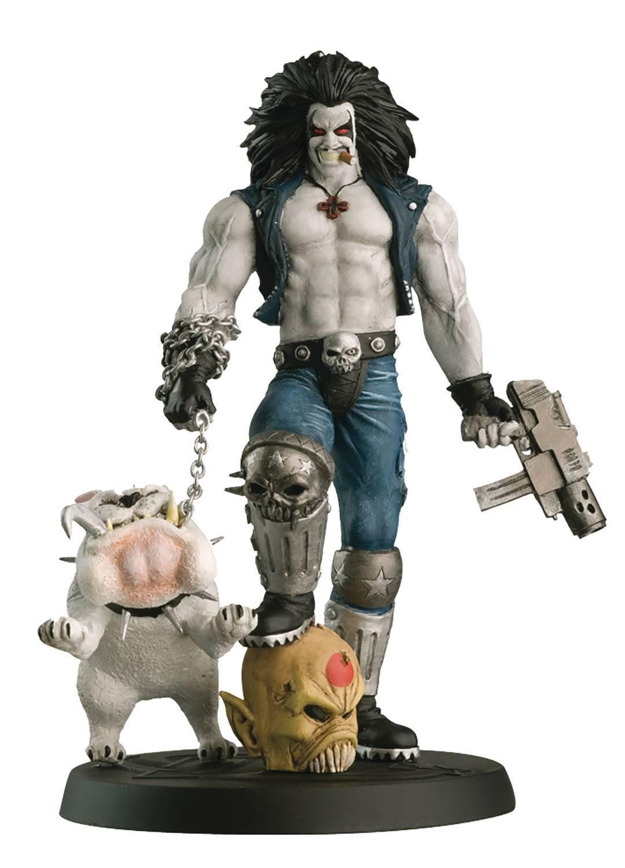 DC Superhero Best Of Figurine Collection Special  7 Lobo + Magazine Eaglemoss