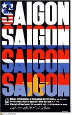 Political cuban POSTER.Vietnam WAR.Saigon.asian.asia 14.Revolution Art Design