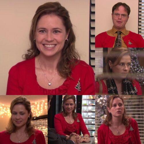The Office Pam Beesly/ Pam Halpert Christmas Tree