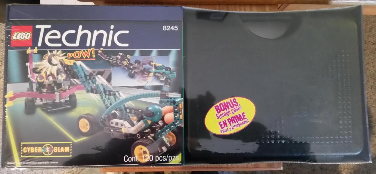 Lego  technic   8245-Cyber Slam-Collectors OBJET-nouveau in Box  acheter une marque