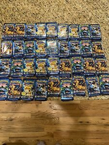 Lot Of 36 Factory Sealed Pokemon XY Evolutions Booster Packs SAME AS BOOSTER BOX